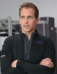 Headshot of Andrew Miller, Exercise Specialist